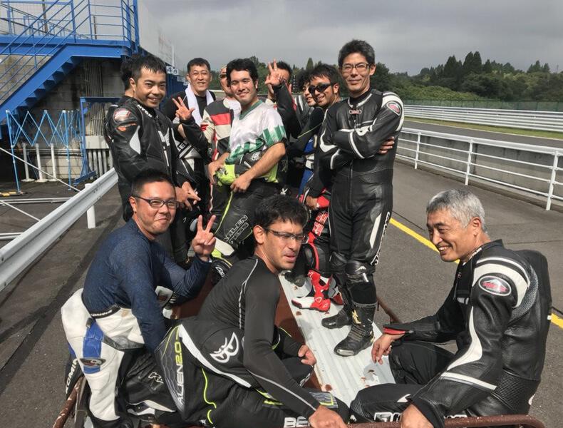 2018年10月12日~14日 バイク三昧の3泊4日!