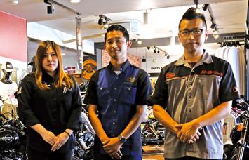 【バイクショップ紹介】Harley-Davidson 沖縄(2018年9月号)