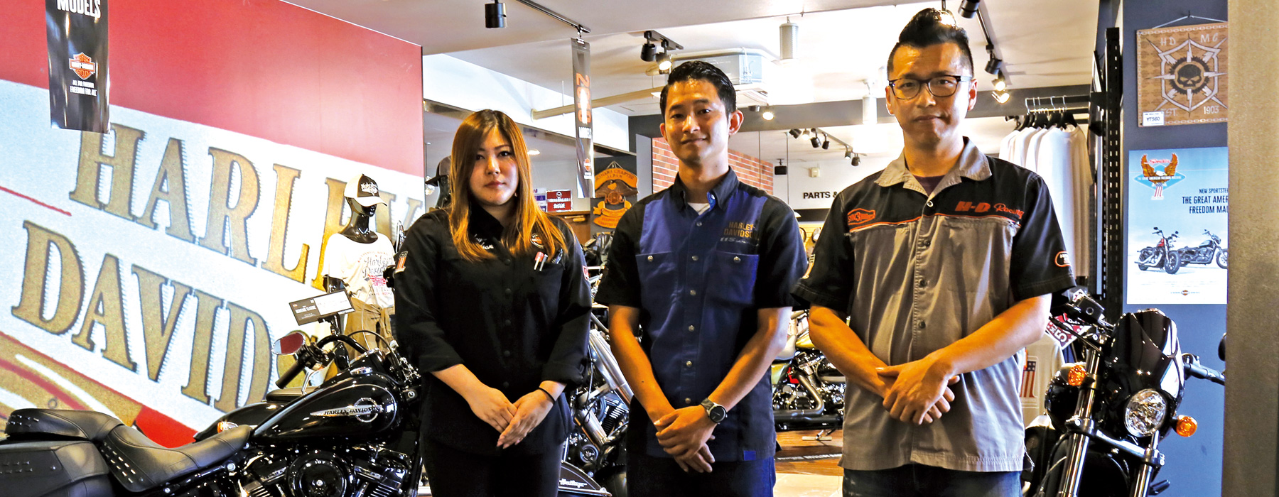 Harley-Davidson 沖縄