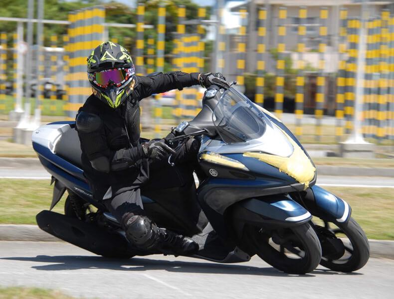 2018年 沖縄バイクジムカーナ 第7戦13
