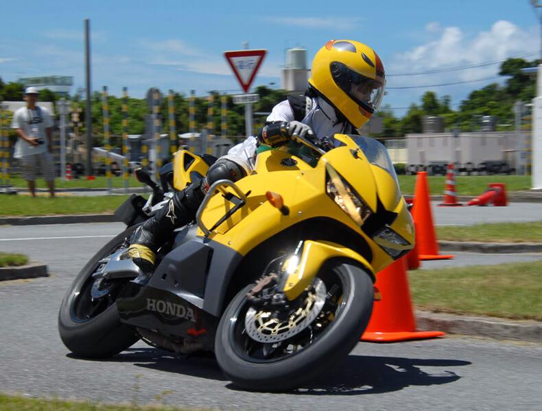 2018年 沖縄バイクジムカーナ 第7戦18