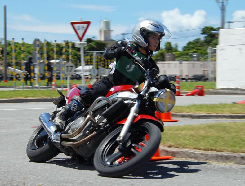 2018年 沖縄バイクジムカーナ 第7戦20
