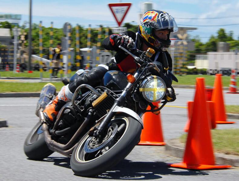 2018年 沖縄バイクジムカーナ 第7戦22