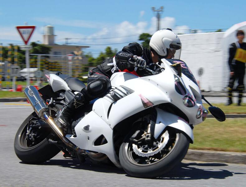 2018年 沖縄バイクジムカーナ 第7戦23